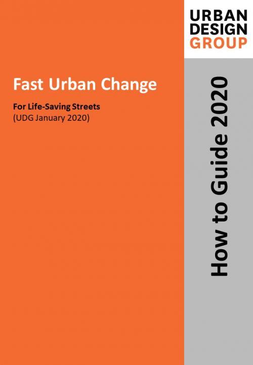 Fast Urban Change  Publication Urban Design Group