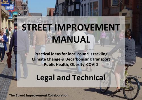 Street Improvement  Manual  Publication Urban Design Group