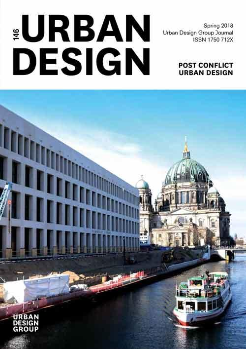 URBAN DESIGN 146 Spring 2018 Publication Urban Design Group