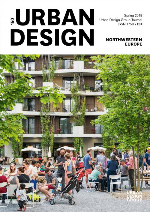 URBAN DESIGN 150 Spring 2019 Publication Urban Design Group