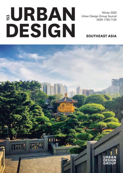 URBAN DESIGN 153 Winter 2020 Publication Urban Design Group