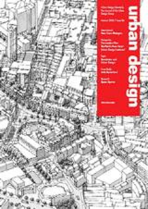URBAN DESIGN 84 Autumn 2002 Publication Urban Design Group