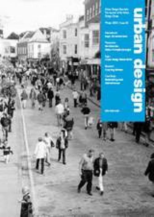 URBAN DESIGN 85 Winter 2002 Publication Urban Design Group