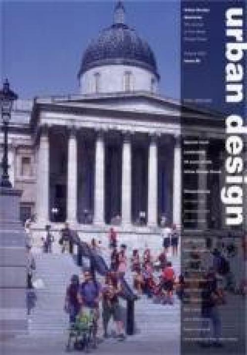 URBAN DESIGN 88 Autumn 2003 Publication Urban Design Group