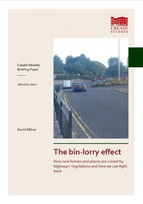 The bin-lorry effect Publication Urban Design Group