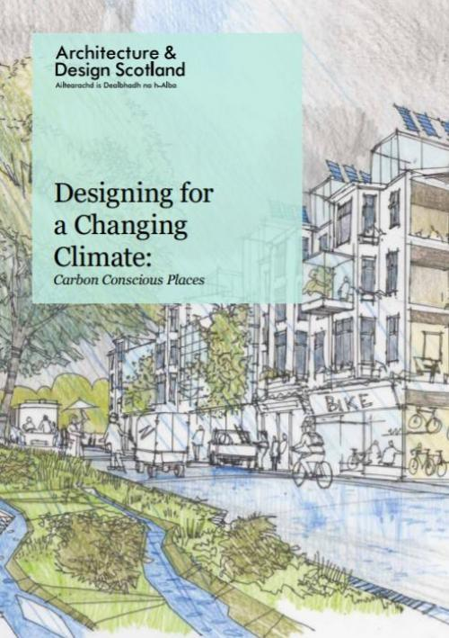 Designing for a Changing Climate Publication Urban Design Group