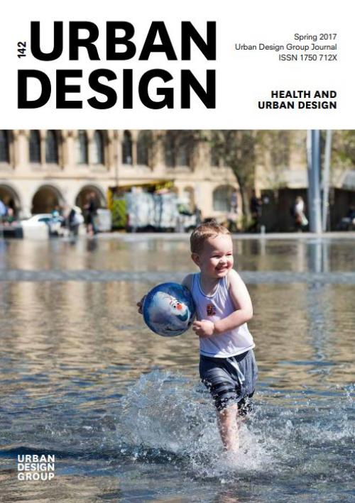URBAN DESIGN 142 Spring 2017 Publication Urban Design Group