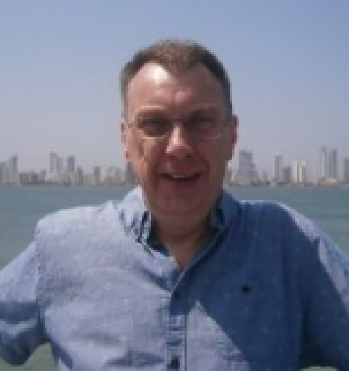 Stephen Bate Urban Design Group Recognised Practitioner