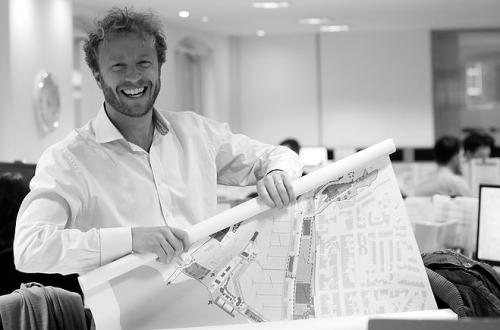Jonathan Vernon-Smith Urban Design Group Recognised Practitioner