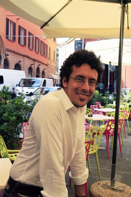 Riccardo Bobisse Urban Design Group Recognised Practitioner