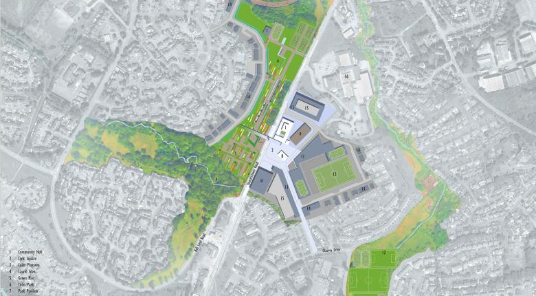 The Paul Hogarth Company | Urban Design Group