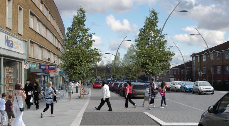Philip Cave Associates | Urban Design Group