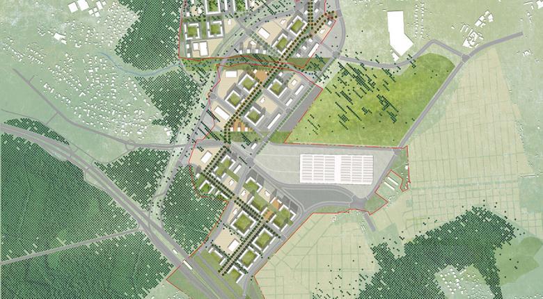 Gillespies | Urban Design Group