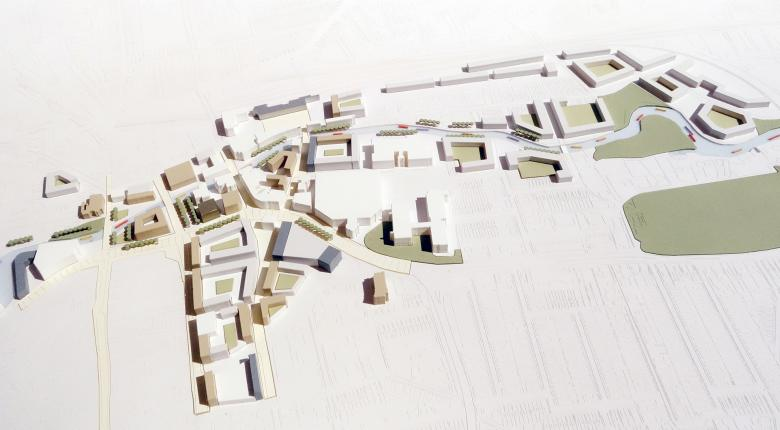 Guildford Town Centre  Project Images