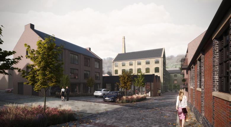 Ham Mill Project Images