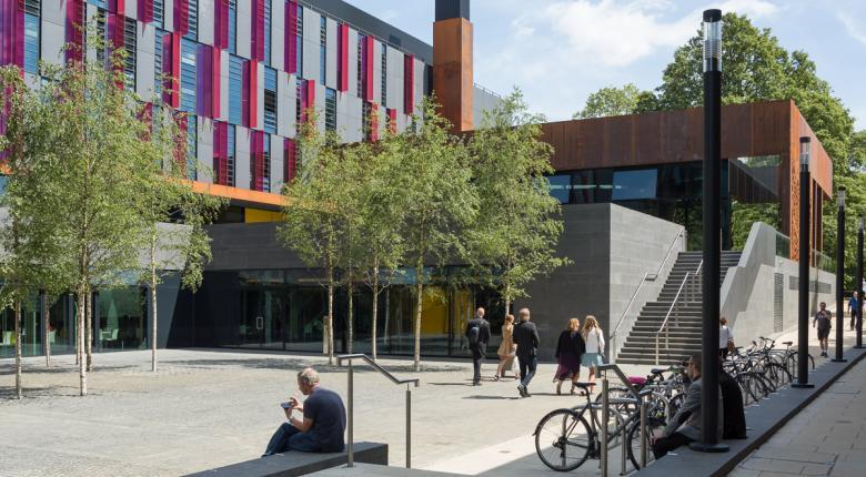 Headington Campus, Oxford Brookes University Project Images