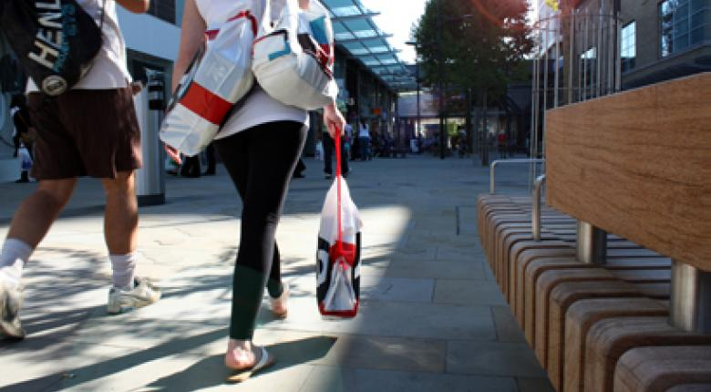 Public Realm Renewal, Swindon Project Images