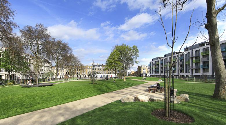 Arundel Square, Islington Project Images