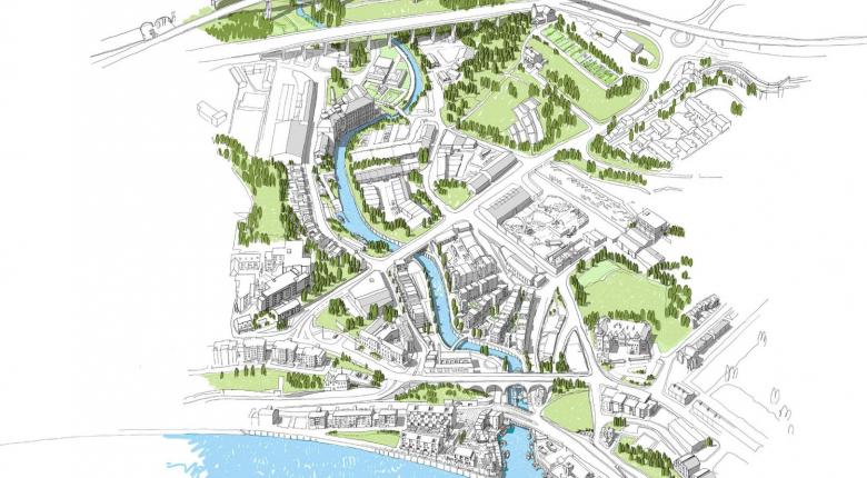Lower Ouseburn Valley Project Images