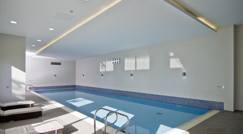 Heston Hyde Hotel Project Images