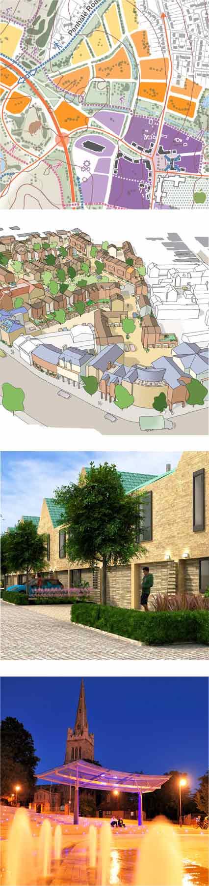 Senior Associate Urban Designer Savills Birmingham Oxford Cambridge Urban Design