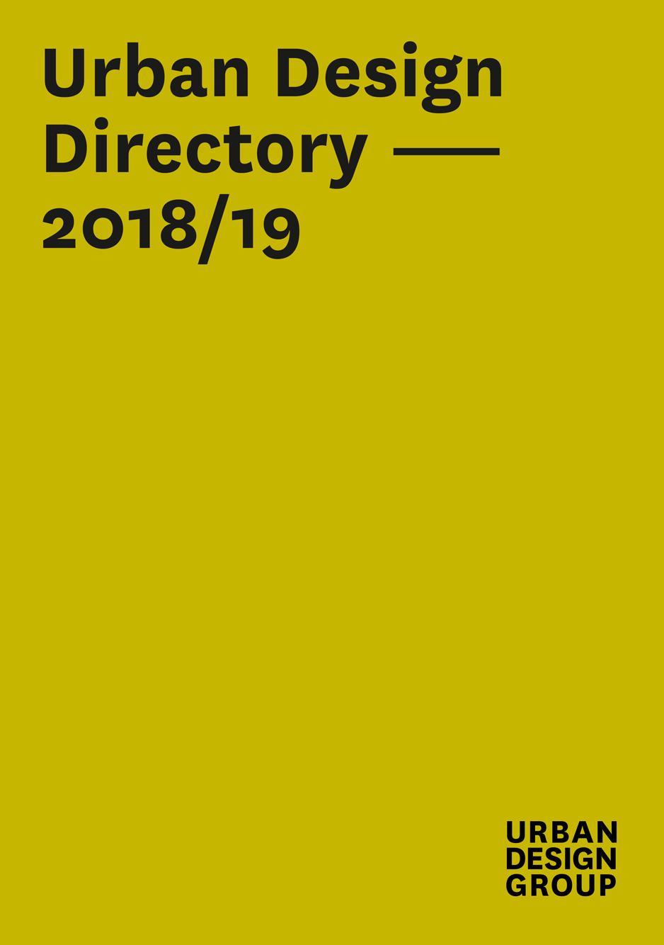 2018-2019 Urban Directory