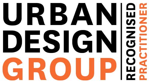 Recognised Practitioner in Urban Design Logo
